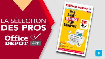 Office DEPOT Marseille Joliette - Actualité_Flyer PM01 ODC