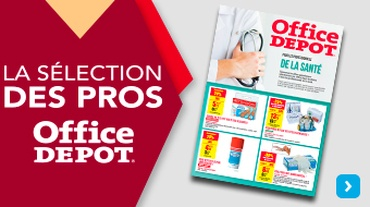 Office DEPOT Paris 15ème Convention - Actualité_Flyer ONSERT F06 SANTÉ