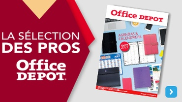 Office Depot - Actualité_Agendas et calendriers collection 2021