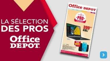Office Depot - Actualité_Flyer PM10 OD ODC