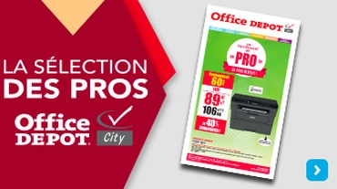 Office DEPOT Paris 15ème Convention - Actualité_Flyer PM06 ODC