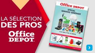Office DEPOT Paris 18ème Ornano - Actualité_Flyer PT09 SPECIAL SERVICES GENERAUX