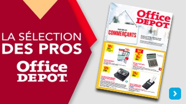 Office DEPOT Nîmes - Actualité_Flyer ONSERT F12 COMMERCANTS