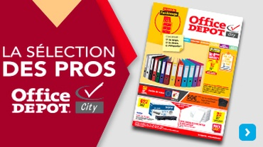 Office DEPOT Paris 10ème Magenta - Actualité_Flyer F01 ODC