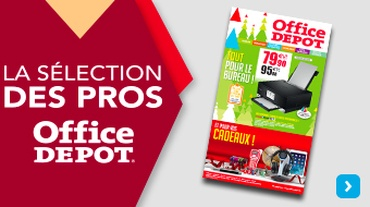 Office DEPOT Paris 14ème Alésia - Actualité_Flyer PM12 OD
