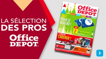 Office DEPOT Paris 14ème Alésia - Actualité_Flyer F12 OD