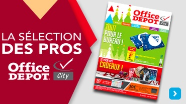 Office DEPOT Paris 14ème Alésia - Actualité_Flyer F12 ODC