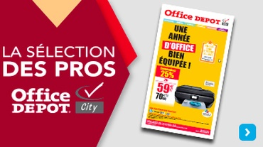 Office DEPOT Paris 10ème Magenta - Actualité_Flyer PM01 ODC