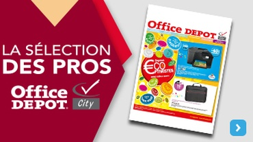 Office Depot - Actualité_Flyer FPM03 ODC