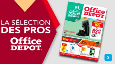 Office Depot - Actualité_Flyer F10 OD