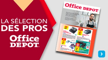 Office Depot - Actualité_Flyer ONSERT F06 COMMERCANTS