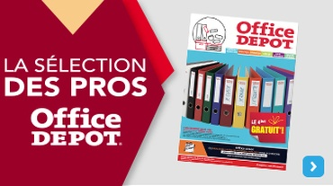 Office Depot - Actualité_Flyer F01