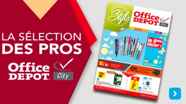 Office Depot - Actualité_Flyer F10 ODC