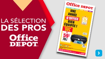 Office DEPOT Angers - Actualité_Flyer PM01 OD