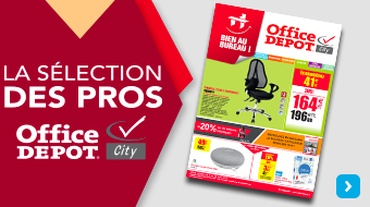 Office DEPOT Paris 20ème Avron - Actualité_Flyer F04 ODC