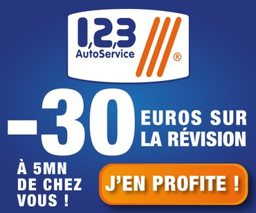 Garage ANTHONIOZ - Promotion été 2018 - 30€ Révision