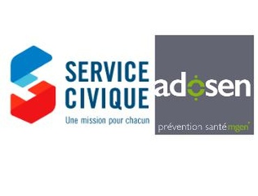 Section MGEN de la Sarthe - Recrutement Service Civique ADOSEN