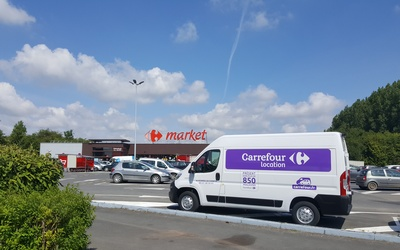 CARREFOUR LOCATION AVESNES LE COMTE