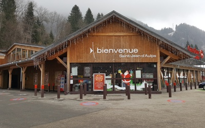 CARREFOUR LOCATION ST JEAN D'AULPS