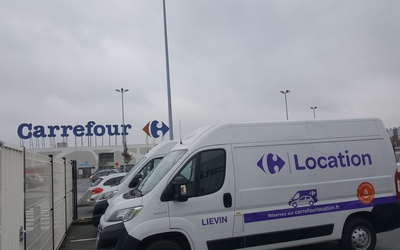 CARREFOUR LOCATION LIEVIN
