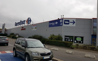 CARREFOUR LOCATION MARGENCEL