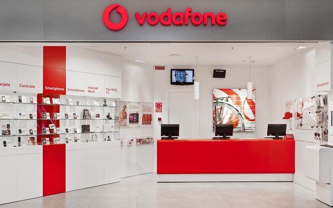 Vodafone Plaza San Francisco Javier