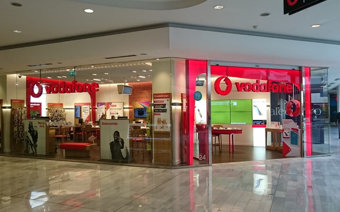 Vodafone  Plaza Mayor