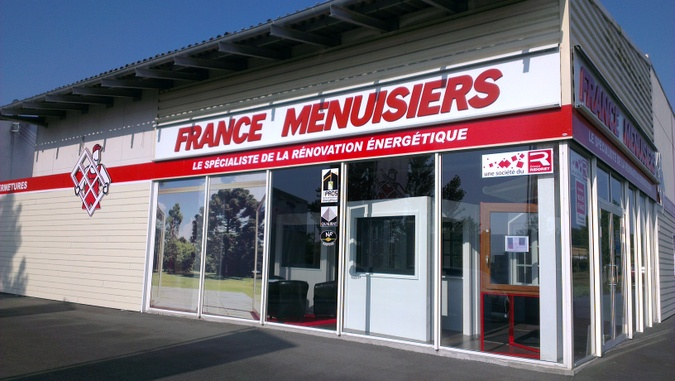 FRANCE MENUISIERS SAINTES