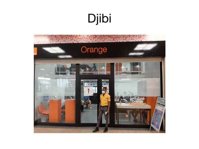 Agence Orange-Djibi