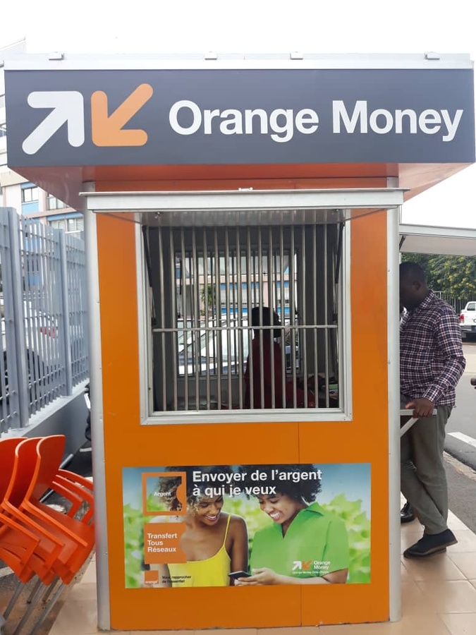 KIOSQUE Orange Money