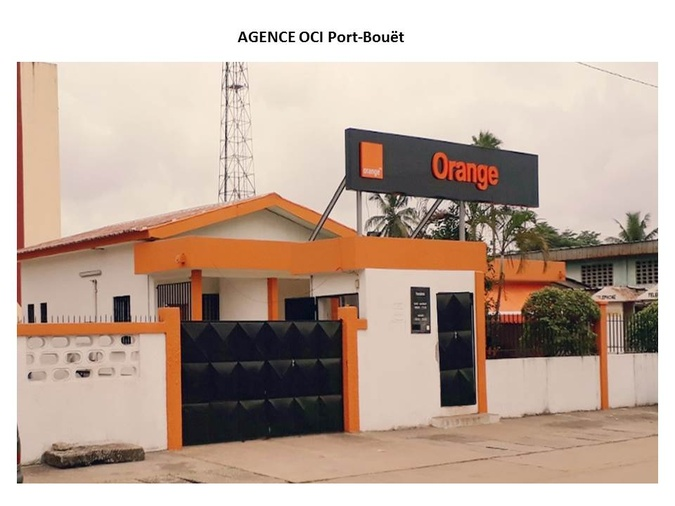 Agence Orange-PORT BOUET