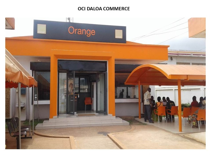 Agence Orange-Daloa Commerce