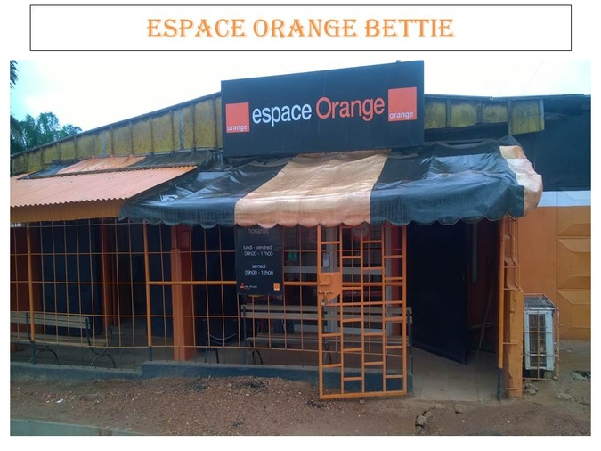 Espace Orange Bettie