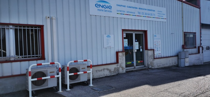 ENGIE Home Services CHALONS EN CHAMPAGNE
