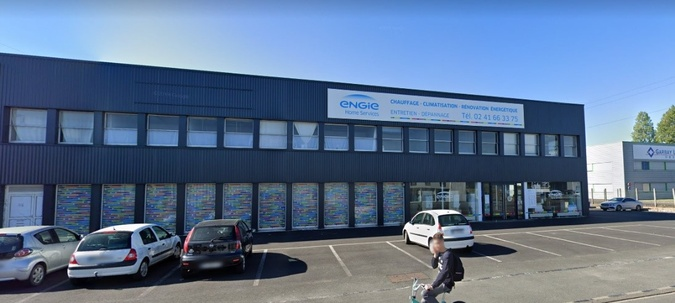 ENGIE Home Services ANGERS Chaufferies