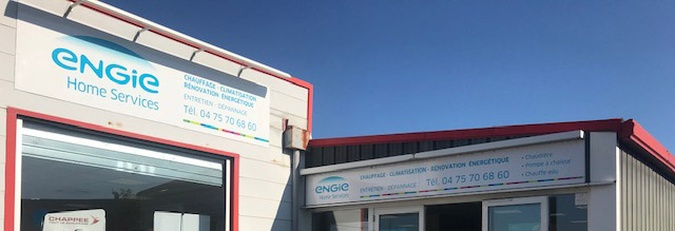 ENGIE Home Services BOURG DE PEAGE