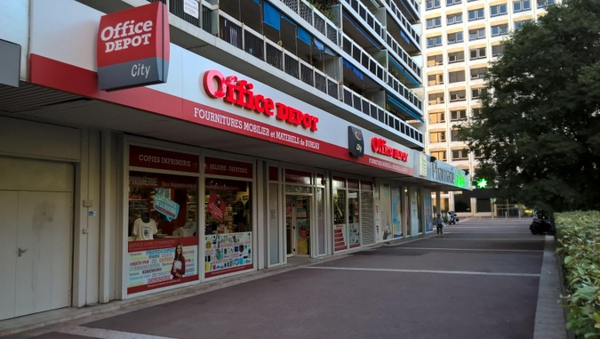 Office DEPOT Marseille Cantini