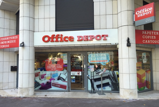Office DEPOT Saint Mandé