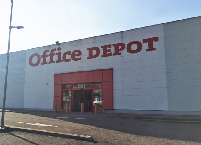 Office DEPOT Nancy