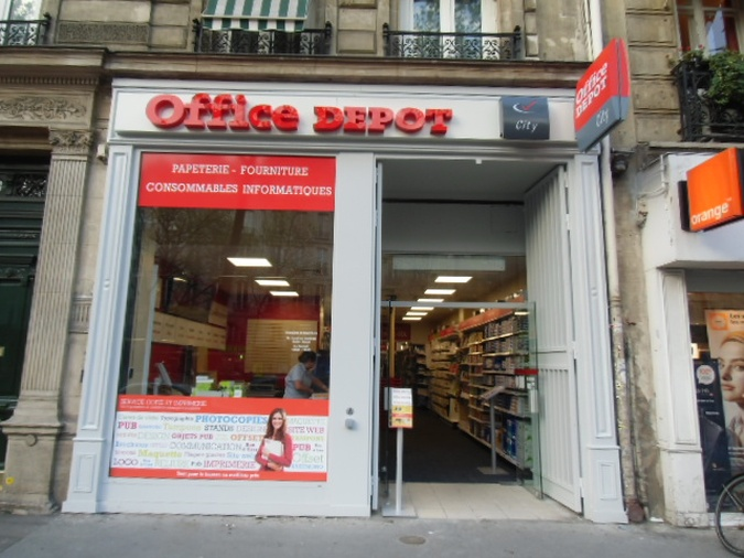 Office DEPOT Paris 6ème Odéon