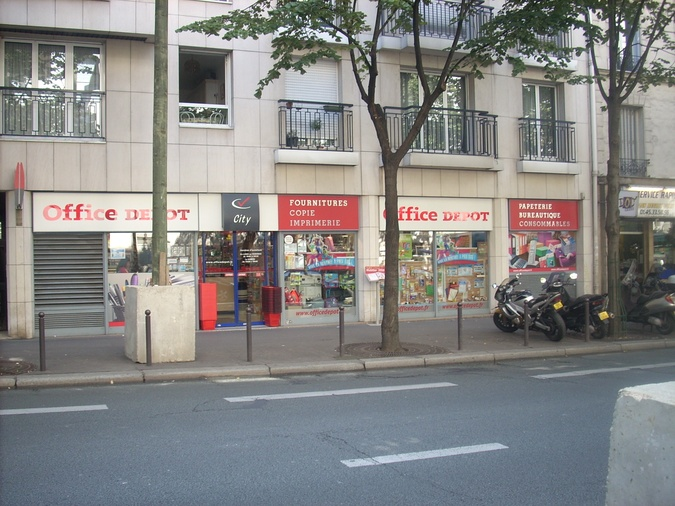 Office DEPOT Paris 15ème Vouillé