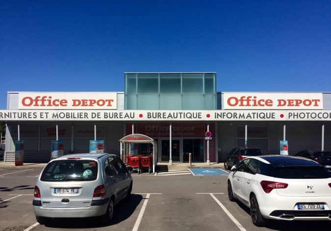 Office DEPOT Lognes