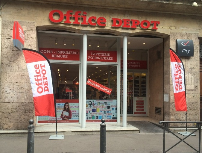 Office DEPOT Marseille Montgrand