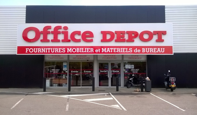 magasin office depot saint nazaire fournitures. Black Bedroom Furniture Sets. Home Design Ideas