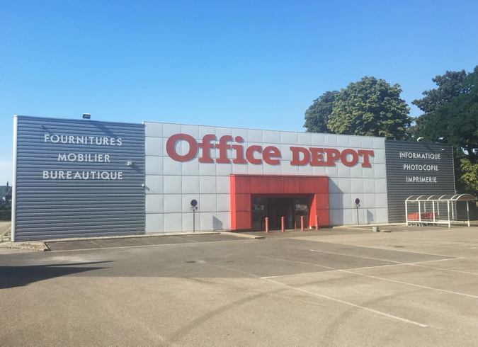 Office DEPOT Rouen