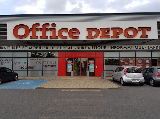 Office DEPOT Ballainvilliers