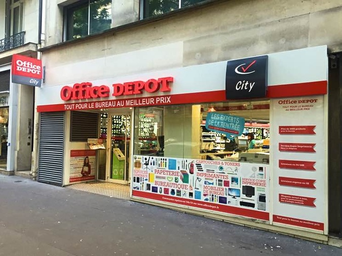 Office DEPOT Paris 16ème Trocadéro