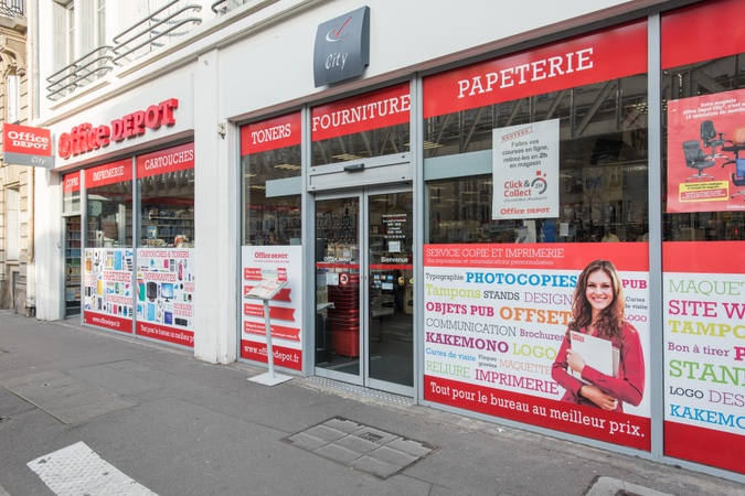 Office DEPOT Paris 15ème Garibaldi