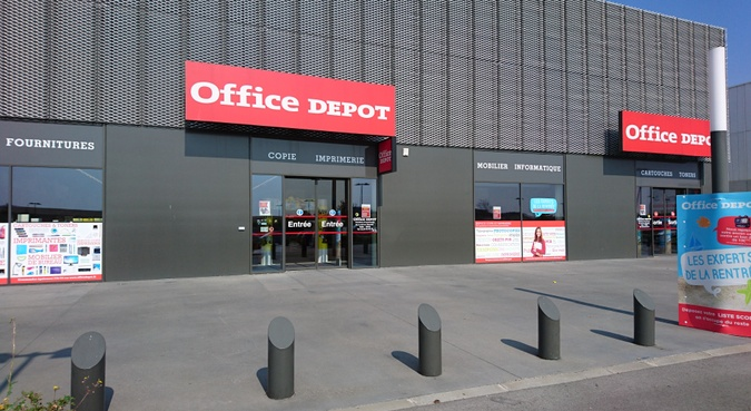 Office DEPOT Reims
