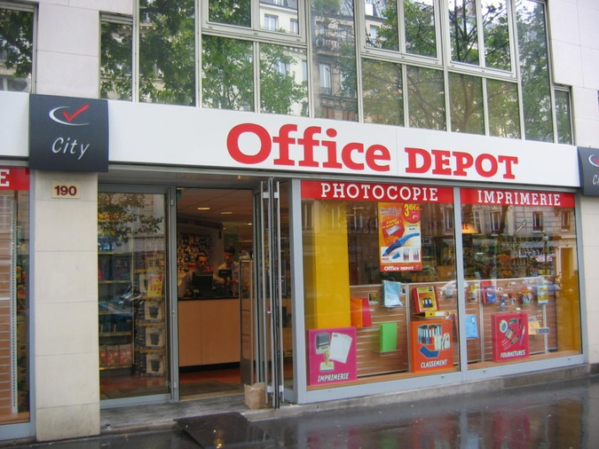 Office DEPOT Paris 11ème Voltaire